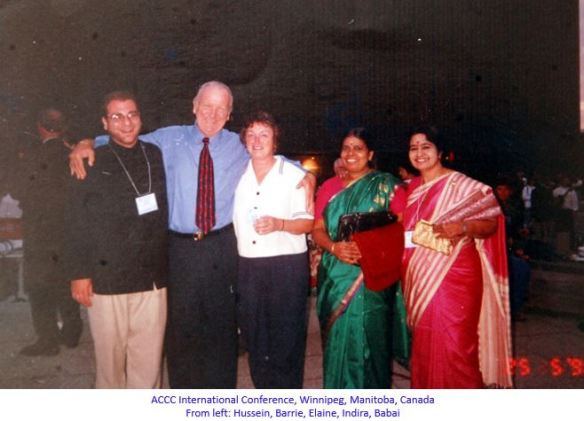 ACCC International Conference -captioned