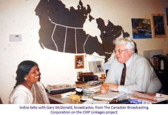 Indira chats with Gary MacDonald edited captioned