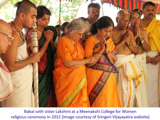 babai-lakshmi-religious ceremony-captioned