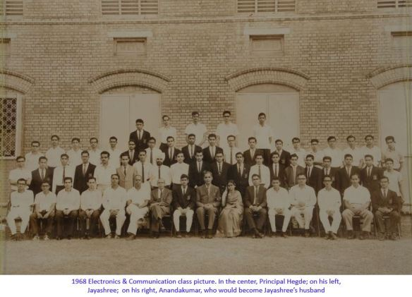 CEG 1968 class picture captioned