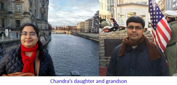 grandson and daughter captioned