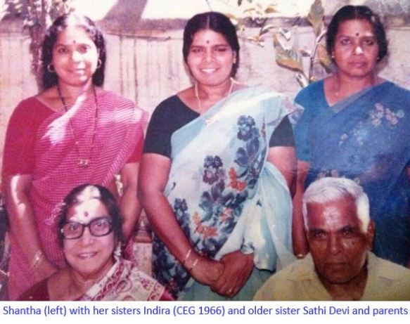 Shantha and parents -captioned
