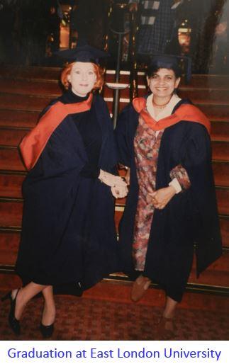 East London University edited-captioned