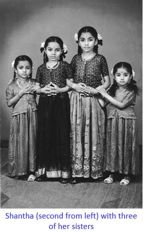 four sisters - madurai-captioned